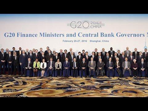 G-20: Brexit και προσφυγικό στην κορυφή της ατζέντας στην Σαγκάη