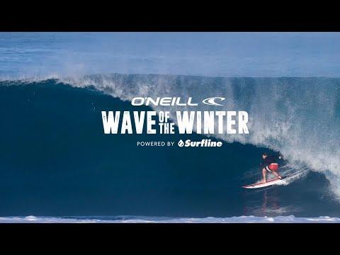 O'Neill Wave of the Winter Movie 2018 (видео)