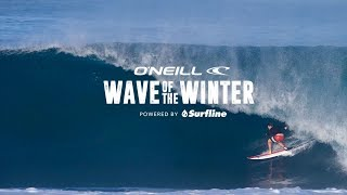 6. O'Neill Wave of the Winter 2018