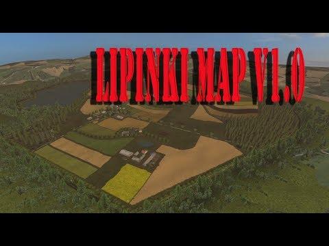 Lipinki Map v1.0