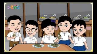 สื่อการเรียนการสอน พุทธศาสนสุภาษิต ททมาโน ปิโย โหติ (ผู้ให้ย่อมเป็นที่รัก) ป.3 สังคมศึกษา