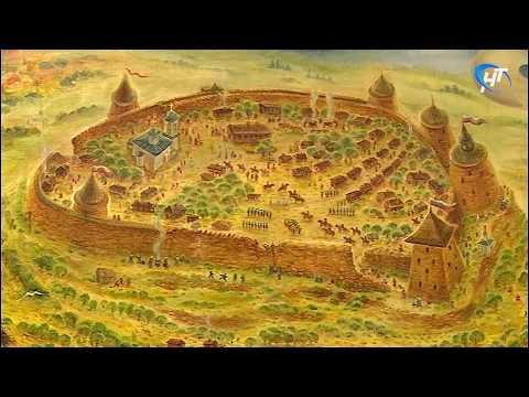 В здании Присутственных мест открылась выставка «Русские крепости от Рюрика до Петра Великого»