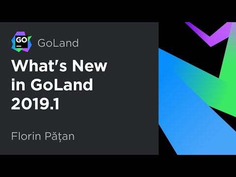 What's New in GoLand 2019.1