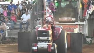 Brandenburg (KY) United States  city photos gallery : Lightweight Super Stock Tractors at Brandenburg, KY (7/25/14)