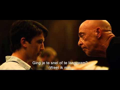 Whiplash // Trailer (NL sub) // DVD & Blu-ray™ release 17 juni 2015