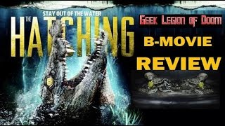 Nonton The Hatching   2014 Andrew Lee Potts   Killer Crocodile B Movie Review Film Subtitle Indonesia Streaming Movie Download