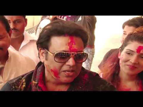 GOVINDA: It was tough to release the movie Aa Gaya Hero for me