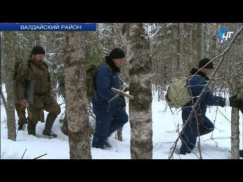 В Новгородской области прошла экспедиция «Тропой Маресьева»