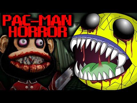 A PAC-MAN HORROR GAME?!