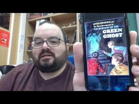 The Rudie Librarian talks about the Alfred Hitchcock and the Three Investigators series