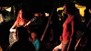 Video Dve hory zelené-reggae trávnica-Meluzína live at Letná slávnosť