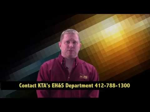 KTA-Tator, Inc. Environmental Health and Safety