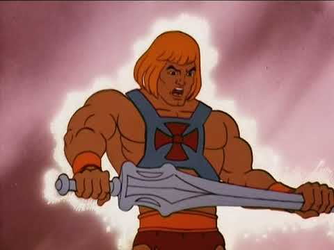 """By the power of Greyskull"""