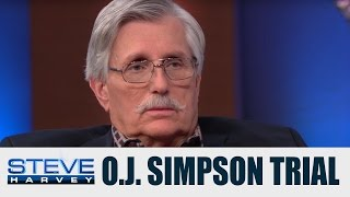 Video Fred Goldman: I still Hate OJ Simpson || STEVE HARVEY MP3, 3GP, MP4, WEBM, AVI, FLV Juni 2018