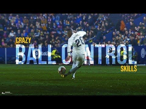 Crazy Ball Control Skills 2019 | HD - Thời lượng: 10 phút.