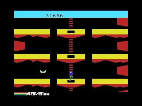 Pitfall II - Lost Caverns (1984, MSX, Activision)
