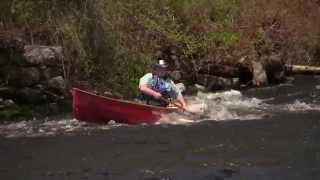 Paddling the Pawcatuck River