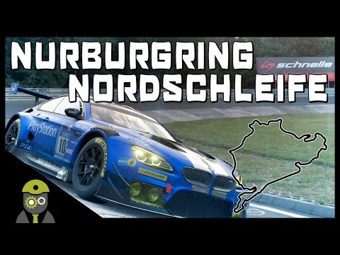 Gran Turismo Sport (PS4) - Circuit Experience - Nurburgring Nordschleife - BMW M6 GT3
