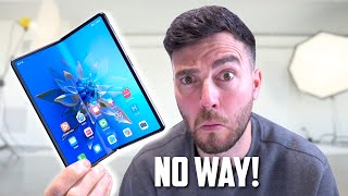 A look at the HuaWei Mate X2