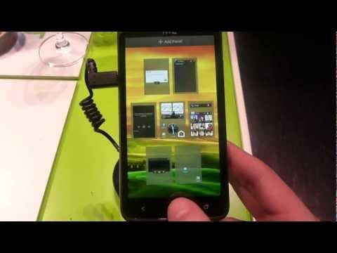 MWC 2012: HTC One - hands-on