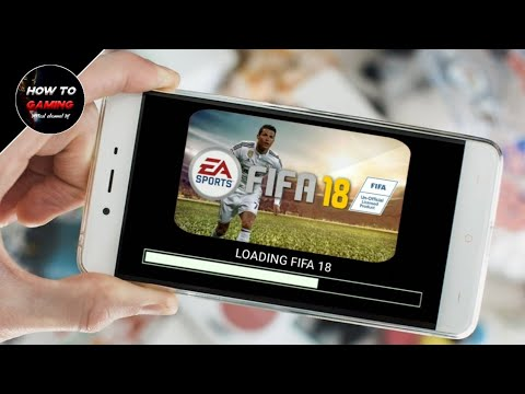 ||PLAY PS4 FIFA 18 GAME IN ANDROID||BEST SOCCER GAME EVER||DOWNLOAD FIFA 18 GAME IN ANDROID||