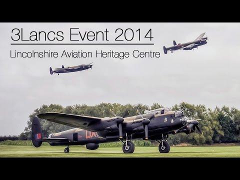3 Lancasters 2014- Andrew Lloyd