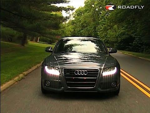 Roadfly.com – 2008 Audi A5 Coupe