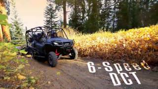 10. 2017 Pioneer 1000 Limited Edition with I-4WD
