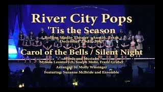 Carol of the Bells/Silent Night