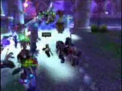 World of Warcraft Sweet Server!