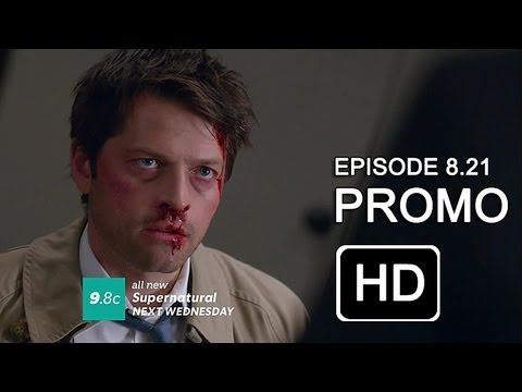 Supernatural 8.21 (Preview)