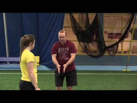 Touch Football 101 - NCAFA Video Series - Episode 6 [THE RUSHER] Stance & Rules