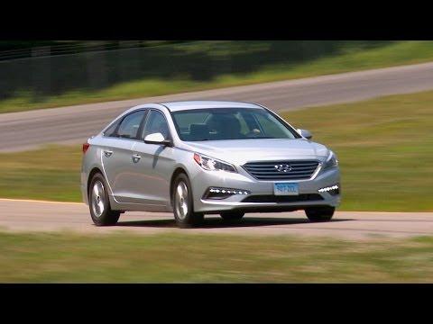 2015 Hyundai Sonata Review | Consumer Reports