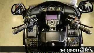 5. 2012 Honda Gold Wing Audio Comfort Navi XM ABS  - RideNow...