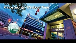 Prince George (BC) Canada  City new picture : Prince George - It's about Time