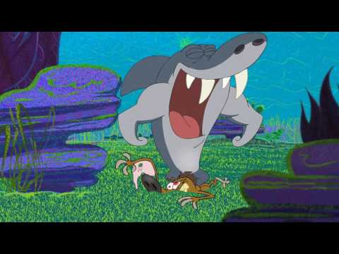Zig & Sharko - Zig's Jumbo friend (S01E45) Full Episode in HD