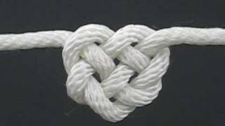 How To Tie The Celtic Heart Knot For Valentine's Day