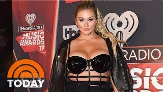 Hunter McGrady, Sports Illustrated Model: I'm Happier At A Size 16 Than A Size 2 | TODAY