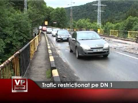 TRAFIC RESTRICTIONAT PE DN1