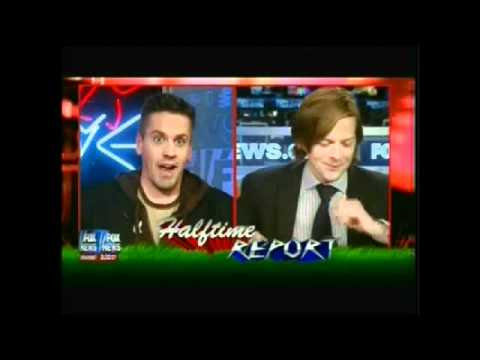 Jesse Joyce vs Dana Vachon on Red Eye. Pure Comedy gold.