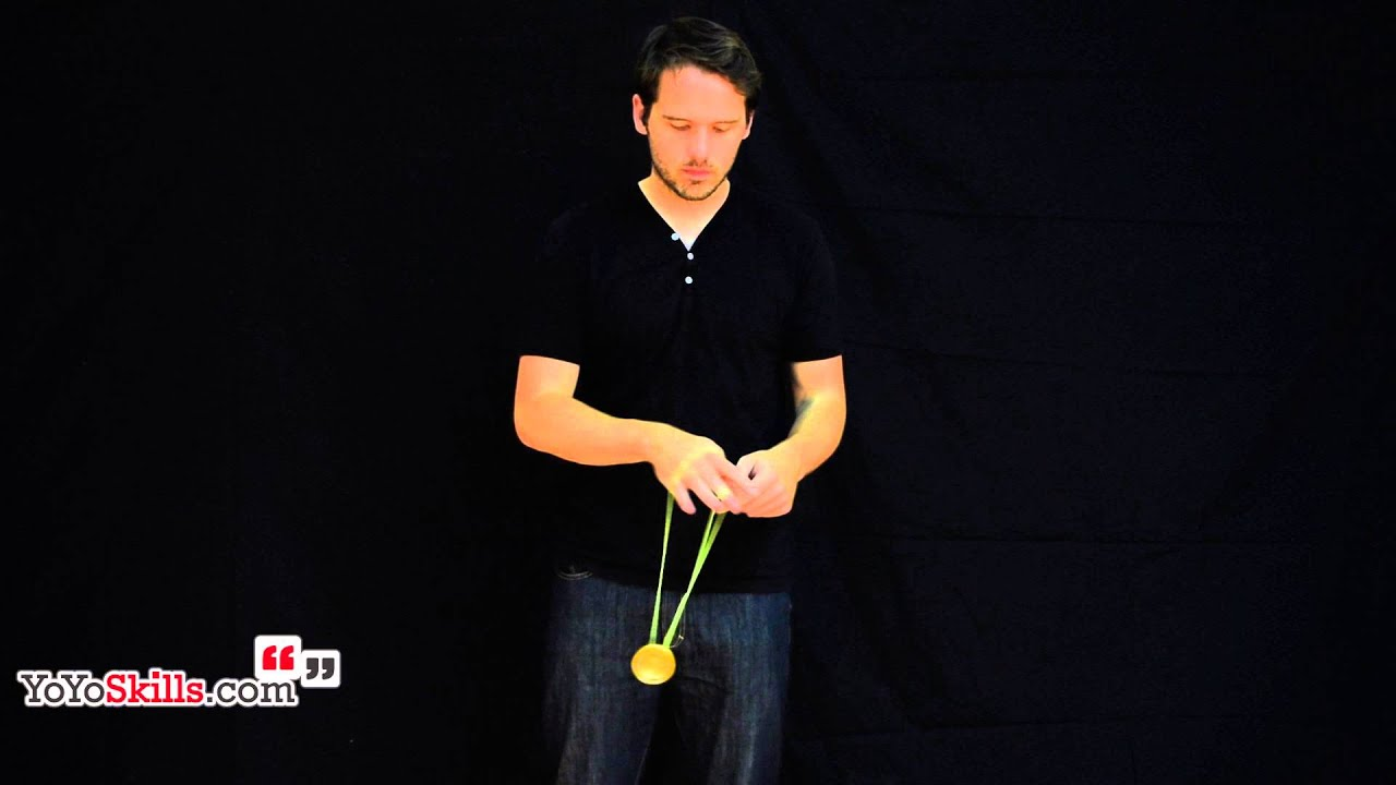 YoYoSkills Tutorials: Spirit Bomb- Advanced Yo-Yo Trick Tutorial from Sam Green