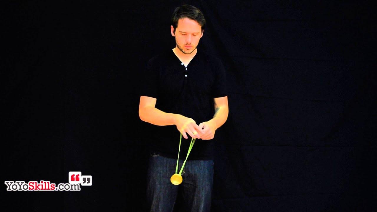 YoYoSkills Tutorials: Spirit Bomb- Advanced Yo-Yo Trick Tutorial from Sam Green