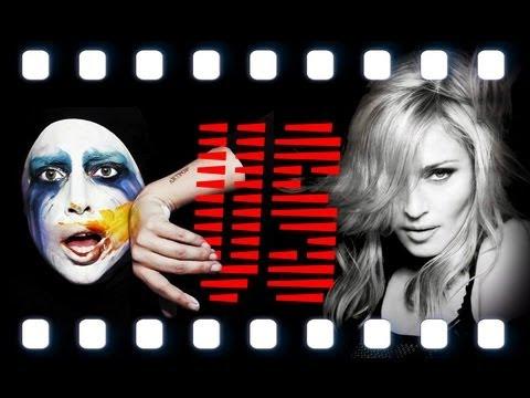 Lady Gaga & Madonna | Applause VS Girl Gone Wild – MashUp