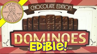 Chocolate Edition Dominoes - The Classic Board Game With A Delicious Chocolate Twist Can you imagine I have not really ever played dominoes as a game! I have stacked them up and played with dominoes in domino rally and setting up cool domino falls! I will have to get one of my domino sets and learn to play the game!Lucky Penny ThoughtsLPS-DaveLater!▶ About UsLucky Penny Shop is a family-friendly YouTube channel that features videos of kids food maker sets, slime, putty, new & vintage toys, games and candy & food from around the world! There are over 5500 videos!▶ Product InfoChocolate Edition Dominoes - The Classic Board Game With A Delicious Chocolate TwistVisit us online ▶ http://www.luckypennyshop.com/shop/▶ Watch More VideosCandy Reviews, USA Candy Tasting - Food Review - Chocolate Sweets & Gummy Treats https://www.youtube.com/watch?v=T1ECvniSGGw&index=1&list=PL27_x9U5H26smwjwVNV6cbdppzfO_8qTlOreo Jelly Donut Sandwich Creme Flavored Cookies - Limited Edition Nabiscohttps://www.youtube.com/watch?v=wo0OQJ-W6hAPringles Top Ramen Chicken Flavored Limited Edition Potato Chips - Nesbitt's Orange Soda Pophttps://www.youtube.com/watch?v=_nxp7AIAm8oJapan Crate August Monthly Subscription Box - Tasty Candy & Snacks! https://www.youtube.com/watch?v=T_Y8hZ4JtXQ▶ Follow UsTWITTER  http://twitter.com/luckypennyshop FACEBOOK  http://www.facebook.com/LuckyPennyShopINSTAGRAM  http://instagram.com/LuckyPennyShopGOOGLE+  https://plus.google.com/+luckypennyshopPINTEREST  http://www.pinterest.com/luckypennyshop/LPS WEBSITE  http://www.luckypennyshop.com/Sound Effects by http://audiomicro.com/sound-effectsThis video is not intended as an endorsement of the product shown. We were not paid or provided other non-monetary advantages or incentives to show this product.
