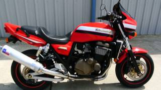 7. 2004 Kawasaki ZRX1200R Muscle Bike: Review