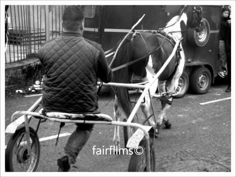 Buttevant - cork horse fair 2012.