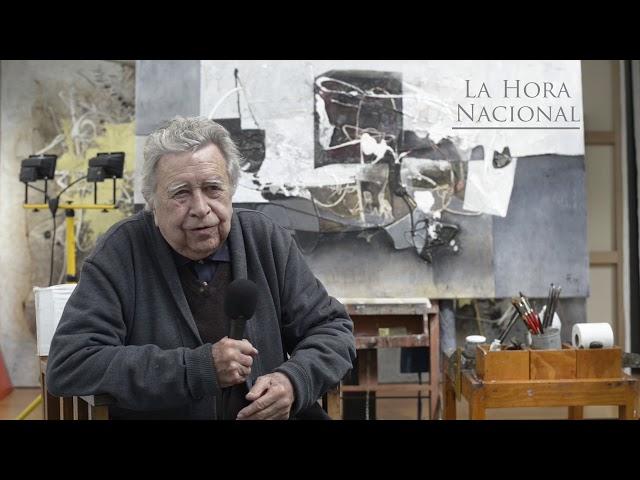 La Hora Nacional - Manuel Felguérez
