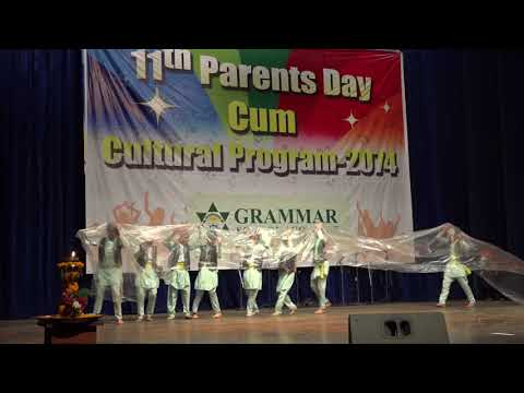 11th parents day 2074 Opening song