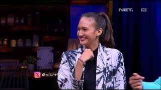 Video Nadine Chandrawinata Sangat Senang di Gombalin Orang-orang Timur (1/4) MP3, 3GP, MP4, WEBM, AVI, FLV Oktober 2018