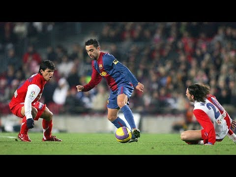 Xavi Hernández - When Football Becomes Art